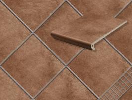 Плитка для улицы 712 marone